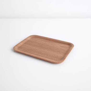 Non-Slip Willow Small Tray