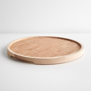 LSA International Ivalo Round Tray 15.75""