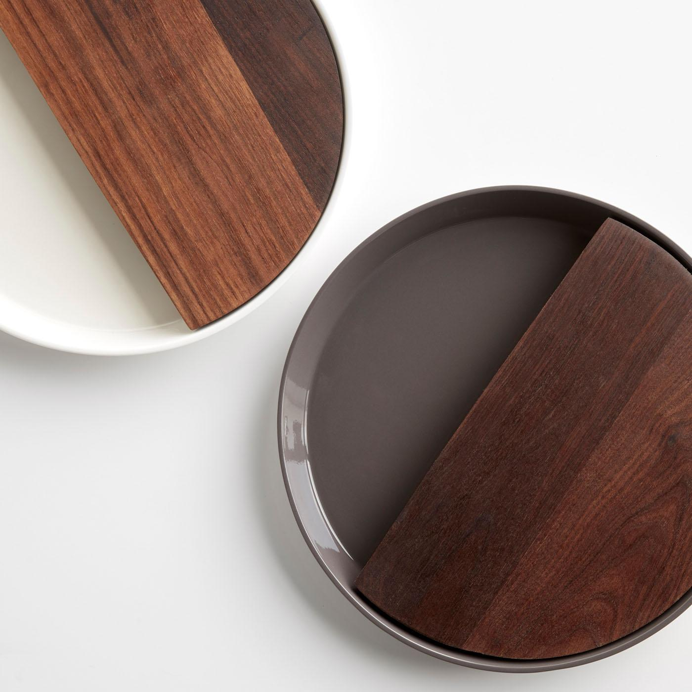 Eclipse Round Platters
