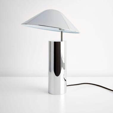 Enoki Chrome Table Lamp