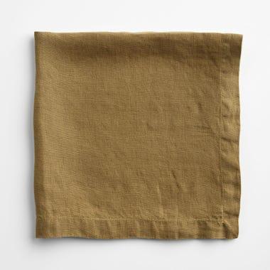 Linen Bronze Napkin