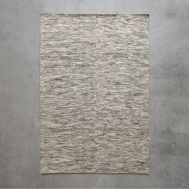 Melange White Rug