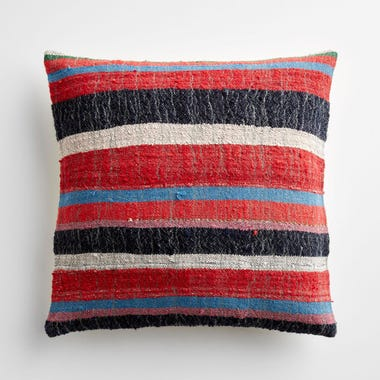 """Allerdale Stripe Throw Pillow Cover 17"""" x 17"""" #4"""