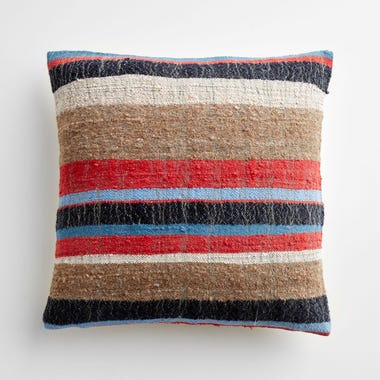 """Allerdale Stripe Throw Pillow Cover 17"""" x 17"""" #6"""