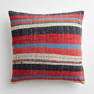 """Allerdale Stripe Throw Pillow Cover 20"""" x 20"""""""