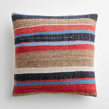 """Allerdale Stripe Throw Pillow Cover 20"""" x 20"""" #5"""