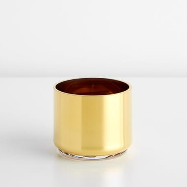 LSA International Karat Gold Tealight Holder