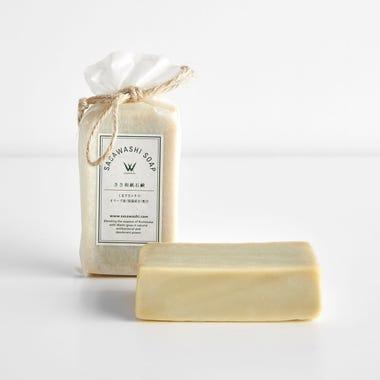 Sasawashi Olive Soap