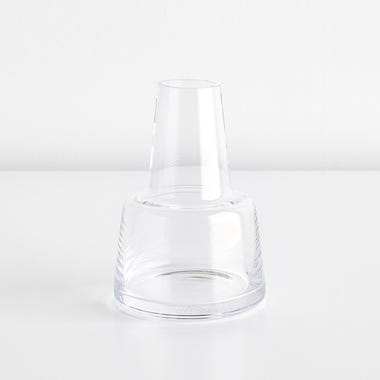 Flora Clear Small Vase