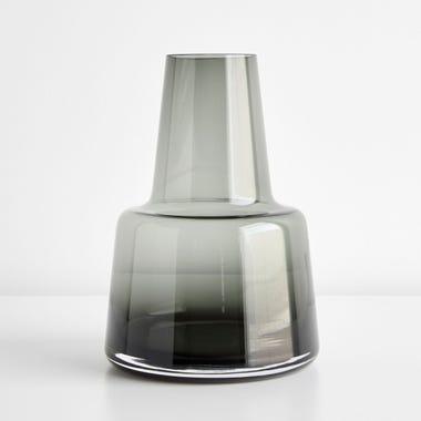 Flora Smoke Large Vase