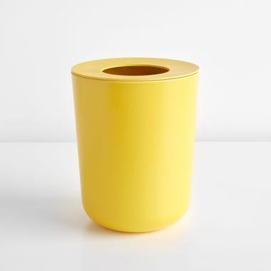 Ekobo Bamboo Lemon Waste Bin