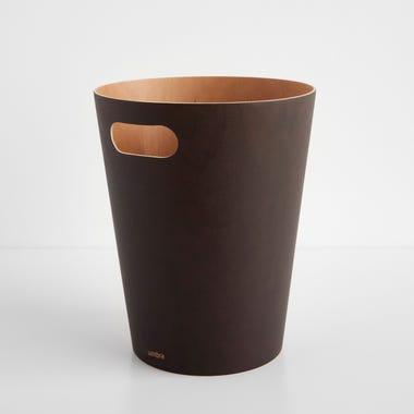 Woodrow Espresso Waste Bin