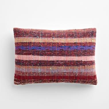 """Augustus Stripe Throw Pillow Cover 12"""" x 18"""""""