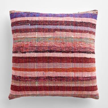 """Augustus Stripe Throw Pillow Cover 20"""" x 20"""""""
