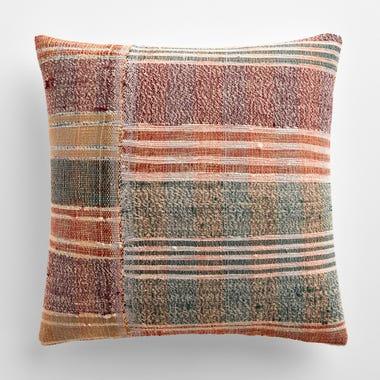 """Edmer Stripe Throw Pillow Cover 20"""" x 20"""""""
