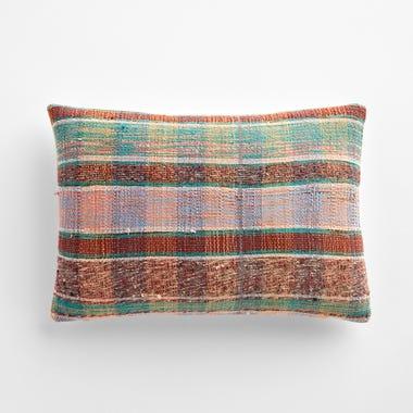 """Braemar Plaid Throw Pillow Cover 12"""" x 18"""""""