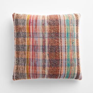 """Braemar Plaid Throw Pillow Cover 17"""" x 17"""""""