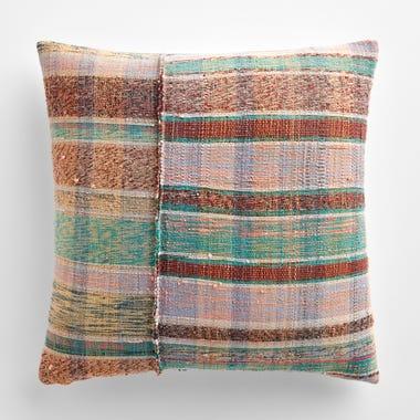 Braemar Plaid Throw Pillow Cover