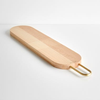 Heath Long Pill Maple Wood Board