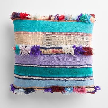 """Tilbury Stripe Throw Pillow Cover 20"""" x 20"""""""