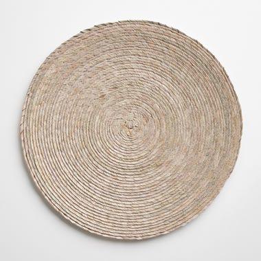Onda Birch Round Placemat