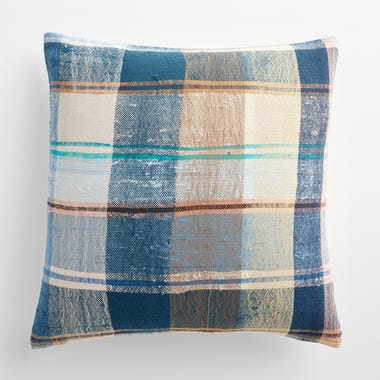 """Malling Plaid Throw Pillow Cover 20"""" x 20"""" #1"""