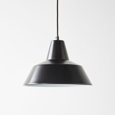 Workshop Black Pendant Lamp