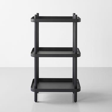 Black Block Shelf