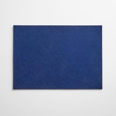 Felt Blue Placemat