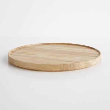 """Hasami Ash Wood Tray 11.75"""""""