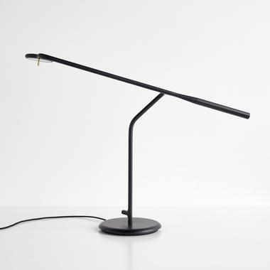 Flow Black Table Lamp