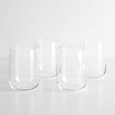 LSA International Borough Bar Glasses Set of 4