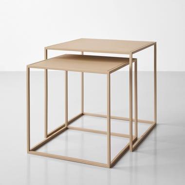 Fera Sand Nesting Tables Set of 2