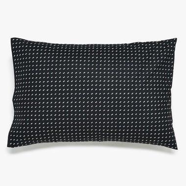 Stitch Black + White Pillowcase Standard Set of 2