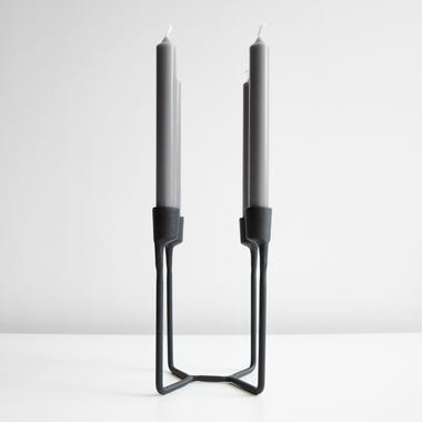 Heima Cast Iron Candle Holder