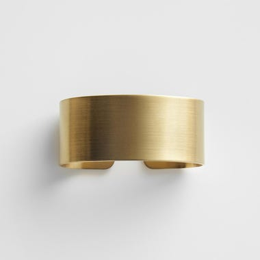 Brushed Gold Napkin Ring