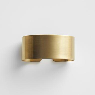 Brushed Gold Napkin Ring