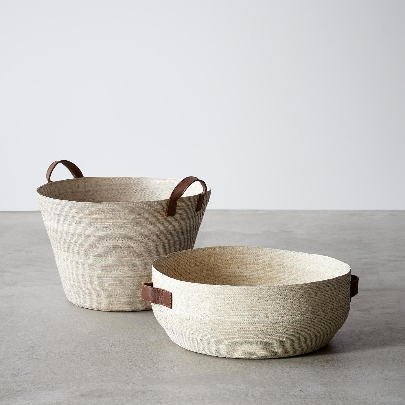 Natural Floor Baskets