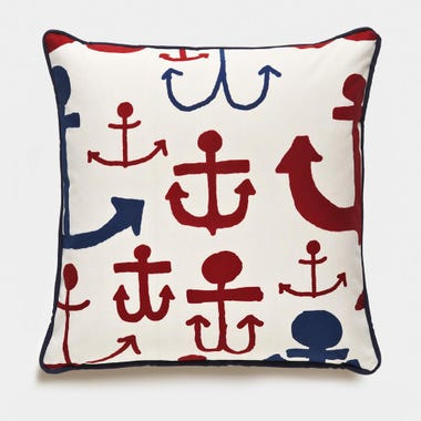 Ahoy_Cranberry_18x18_Throw_Pillow