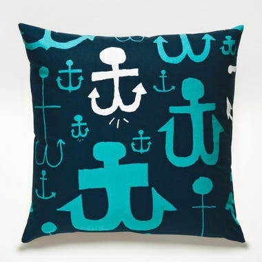 Ahoy_Turquoise_Throw_Pillow_22x22