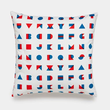 Alphablocks_Blue_17x17_Throw_Pillow
