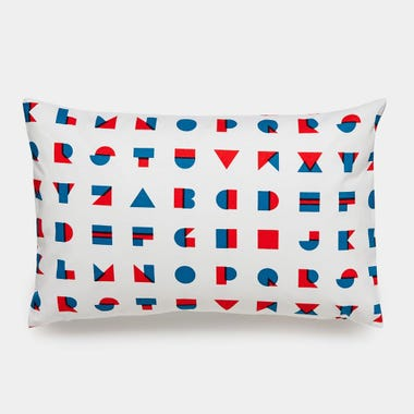 Alphablocks_Blue_Throw_Pillow_12x18