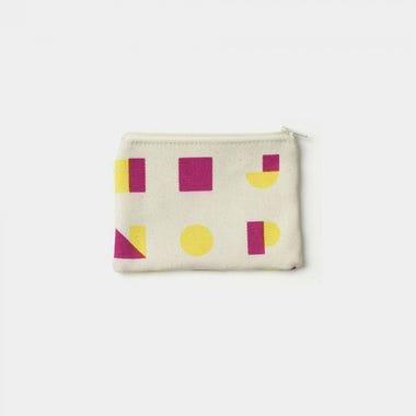 Alphablocks Yellow Coin Pouch