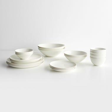 Atelier Tete White Dinnerware Collection