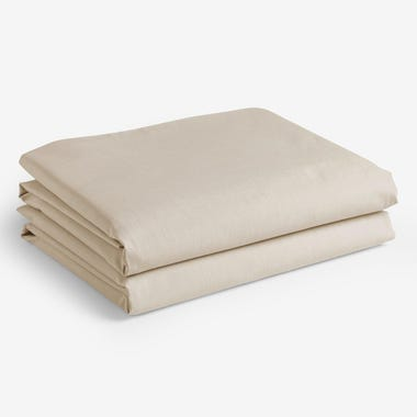 Chambray Sand Sheets Queen