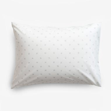 Sashi Geo Gray Pillowcase Set
