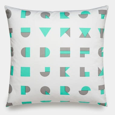 Big_Alphablocks_Mint_Throw_Pillow_22x22
