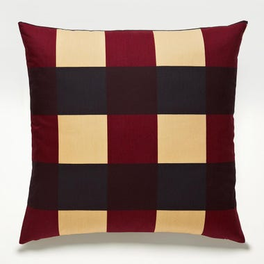 Buffalo_Maroon_Throw_Pillow_22x22