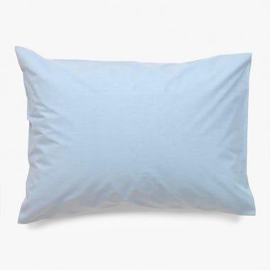 Chambray Sky Pillowcase Standard Set of 2
