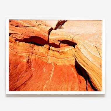 Unframed Coyote Buttes Photograph #2